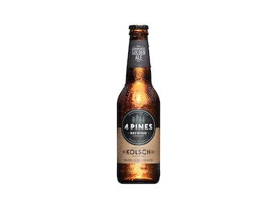 4 Pines Kolsch Draught Bottle 330mL