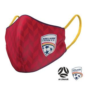 Adelaide United Face Mask