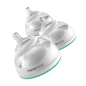 Nanobebe Breastmilk Bottle - 3 Pack