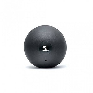Boutique Medical Adidas 3kg Weighted Slam Dead Ball Training Sports Fitness Gym Strength - Black