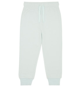Little Homie Cursive Sweat Pants - Mint