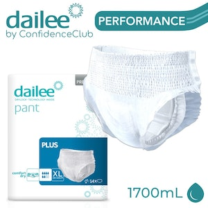 Dailee Pants Plus - EXTRA-LARGE (130 - 160cm)