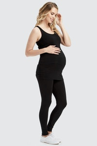 Sprout Maternity Bamboo Body Soft Bamboo Leggings