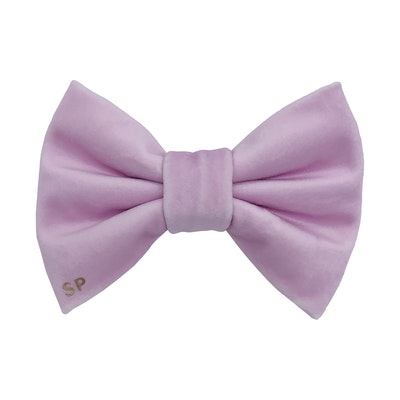Swanky Paws Pink Bow Tie