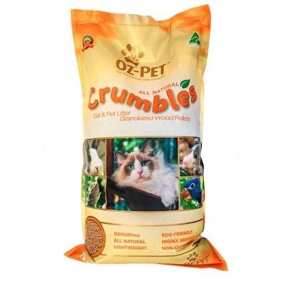 Oz-Pet Crumbles Pet & Cat Litter 7kg