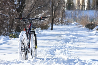How to Enjoy Mountain Biking All Winter Long