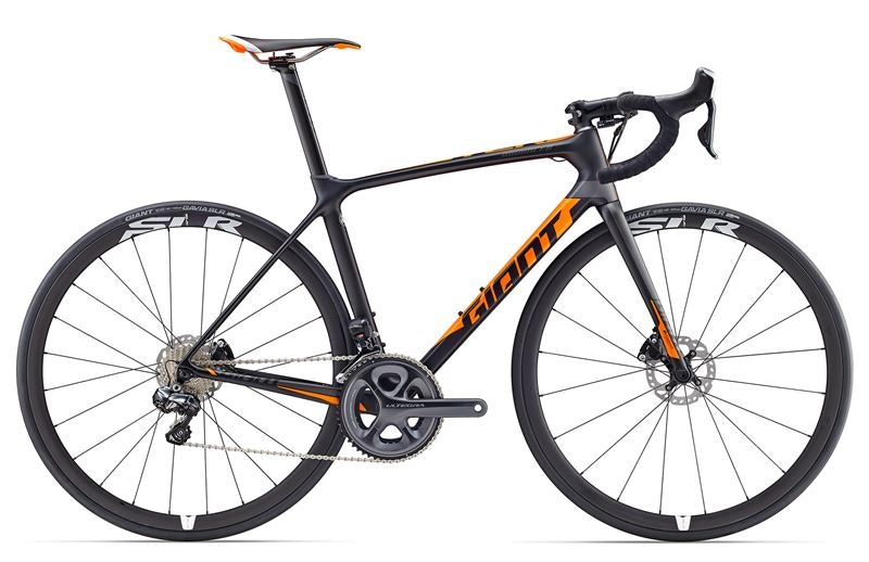 Giant TCR Advanced Disc 2017 BikeExchange