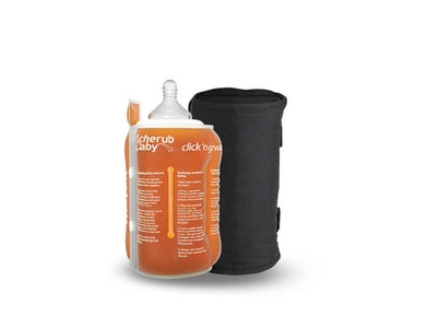 Click n Go Portable  Travel Bottle & Pouch Warmer