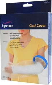 Tynor Cast Cover Arm (Reusable,Waterproof)