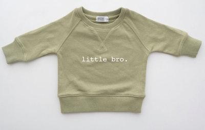 Little Bro Sweater - Sage