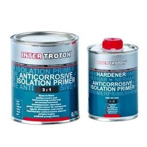 Anti Corrosive Isolation 3:1 Primers 1Lt Kits - 2 Speeds Available
