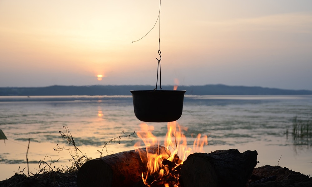 Camp Cooking 101: your recipe for success