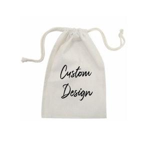 Custom Designed Calico Bag