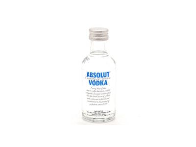Absolut Vodka Mini Bottle 50mL