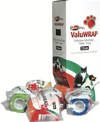 Value Plus VALUWRAP PAW PACK 10s - TWO SIZES