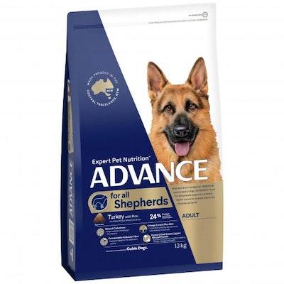 Advance Adult Shepherd Dry Dog Food 13kg
