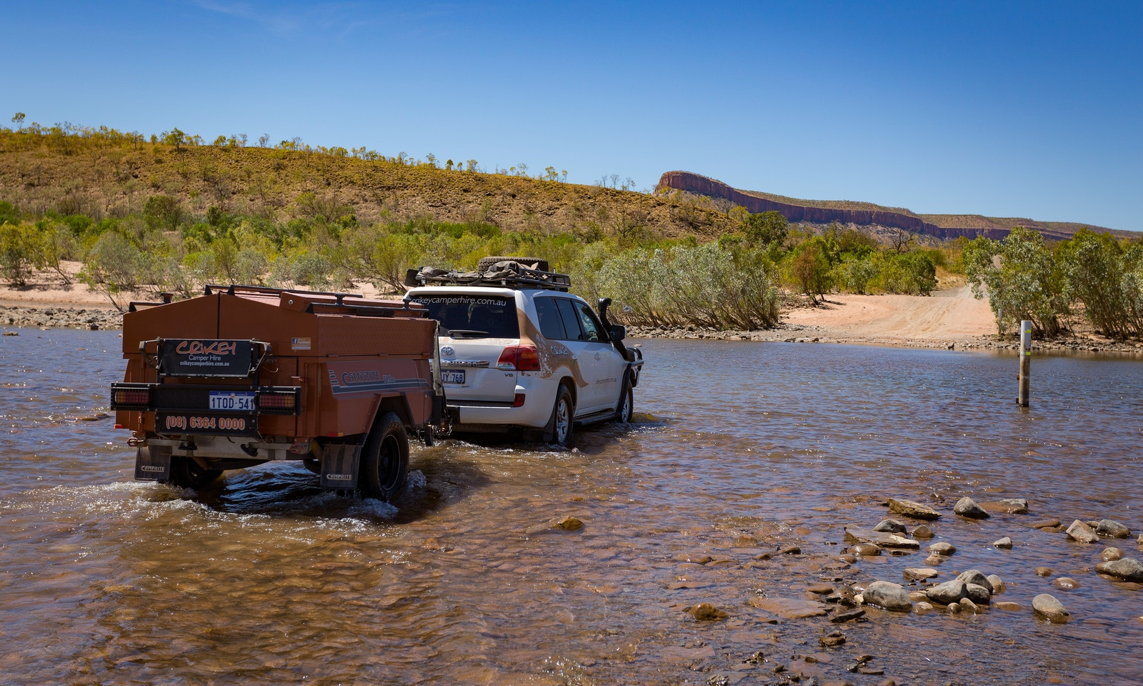 What to Look For in an Off-Road Camper Trailer