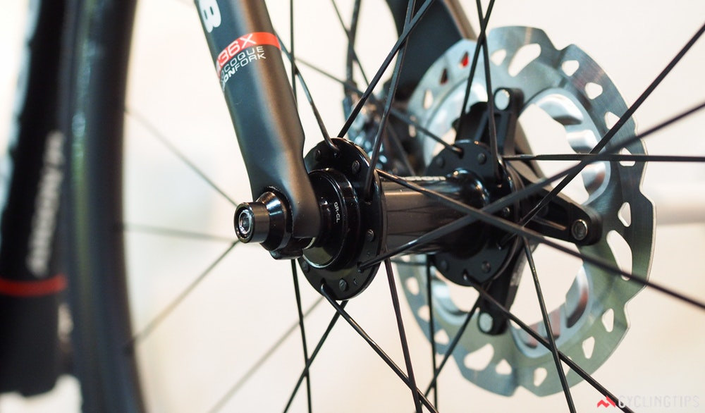Argon 18 krypton xroad dropout InterBike 2016 CyclingTips 43072  1