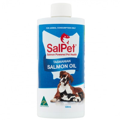 Salpet Tasmanian Salmon Oil Dog Cat Treat - 2 Sizes