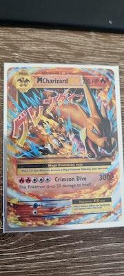 Mega Charizard EX 13/108