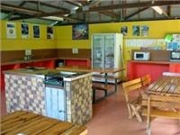 The Camp Kitchen is part of  Big4 Atherton Woodlands wonderful facilities