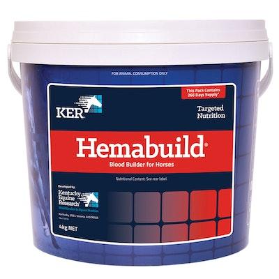 KENTUCKY EQUINE RESEARCH Ker Equivit Hemabuild Vitamin B Mineral Horse Supplement - 2 Sizes