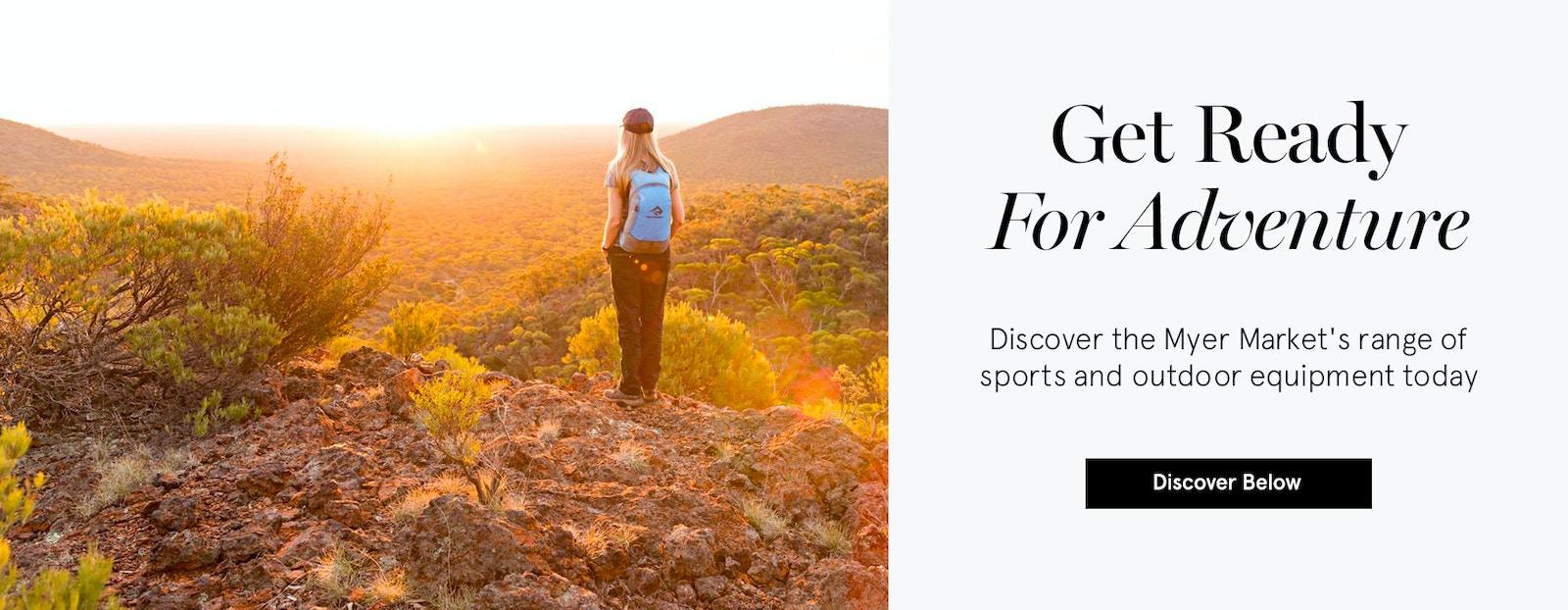 Sports & Outdoors Promo Image