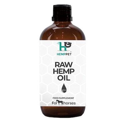 Hemp Pet Raw Hemp Seed Oil for Horses 500ml