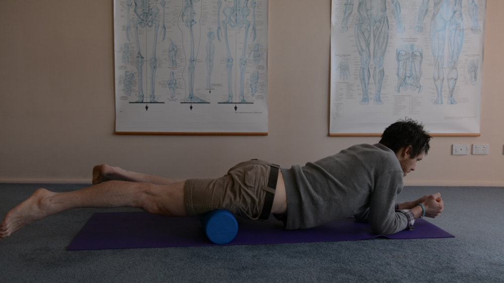 foam roller exercises for cyclists quadriceps