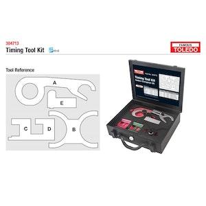 Toledo Timing Tool Kit - Holden (GM)