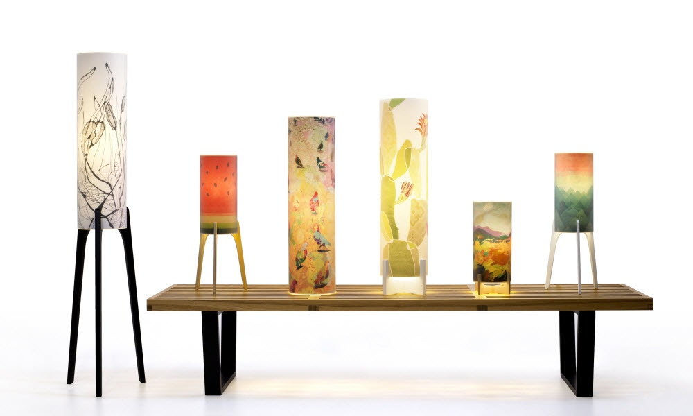 Phoebe Lamps - Customisable Lighting for your Family!