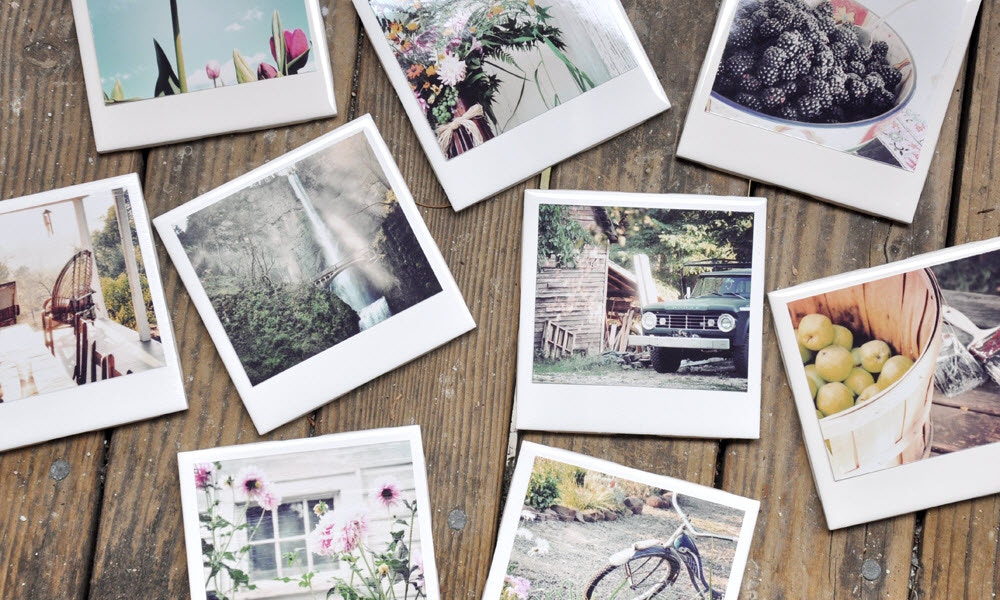 Using Photographs To Personalise Your Space