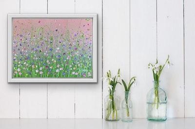 Fiona Adams Artwork Grace - Original painting