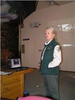 Sylvia van der Peet talks about campsite management challenges