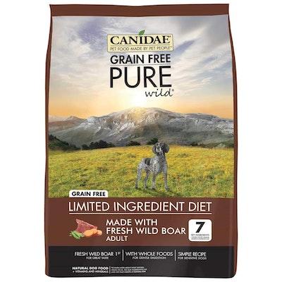 Canidae Pure Dog Grain Free Adult Wild Boar Dry Dog Food