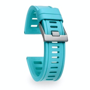 Isofrane Dive Watch Rubber Strap Turquoise
