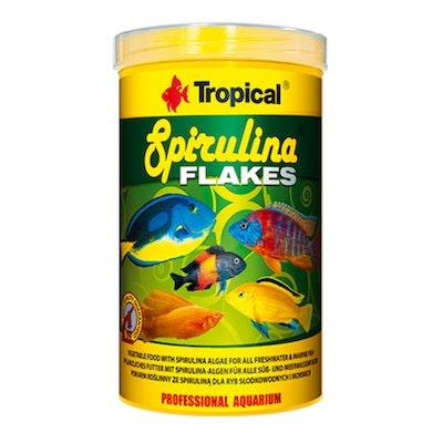 Tropical Spirulina Flakes 50G