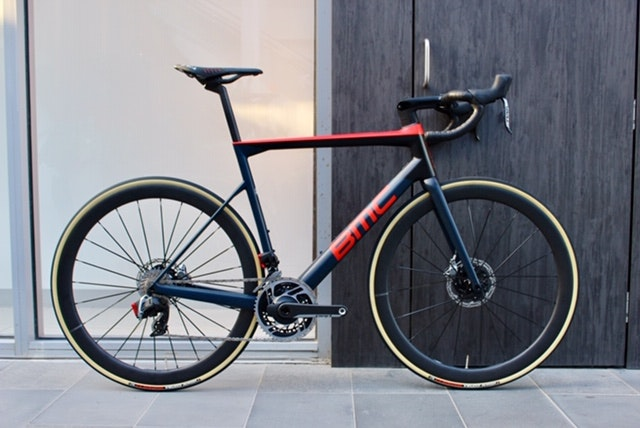 2020 BMC TEAMMACHINE SLR01 ONE built by Bike Force Docklands