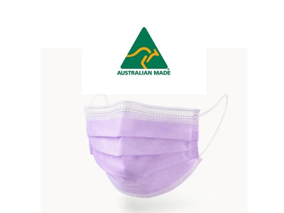 Australian Made Level 2 Medical Mask (carton of 1200)