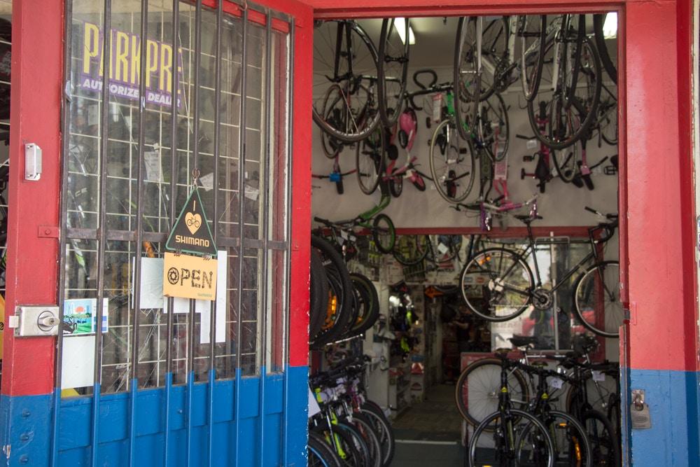 Australia's Hottest Bike Shops - Glen Parker Cycles
