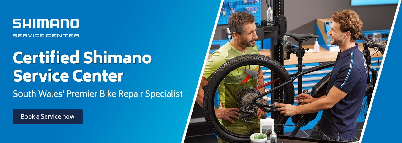 Certified Shimano Service Center