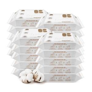 Mother-K Dry Tissue 100% Cotton (10x15pcs)