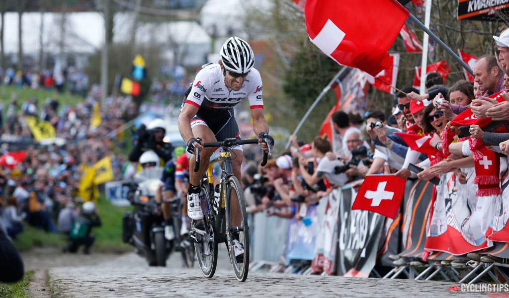 Close but no cigar for Cancellara in final flanders