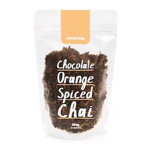Chocolate Orange Spiced Chai