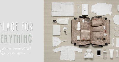 How to choose your Nappy Bag?