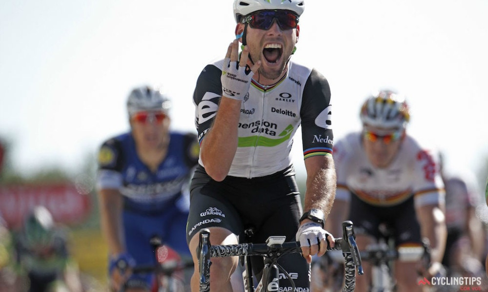 Cavendish takes 30th Tour de France stage win