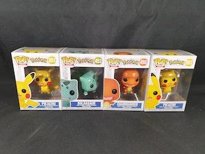 Pokemon Funko Pop! Vinyl Figures