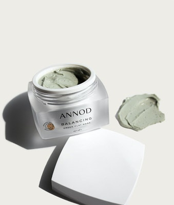 Annod Natural Skincare Balancing Green Clay Mask