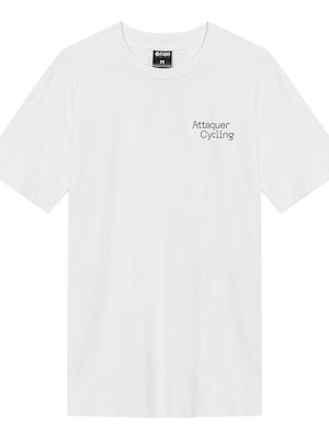 Attaquer Machina T-Shirt White
