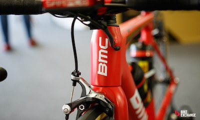 Richie Porte's BMC Teammachine SLR 01